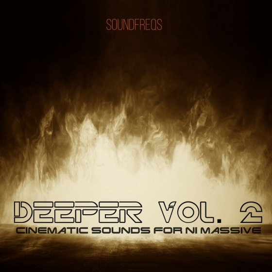 SoundFreqs Deeper Vol 2 For NATiVE iNSTRUMENTS MASSiVE
